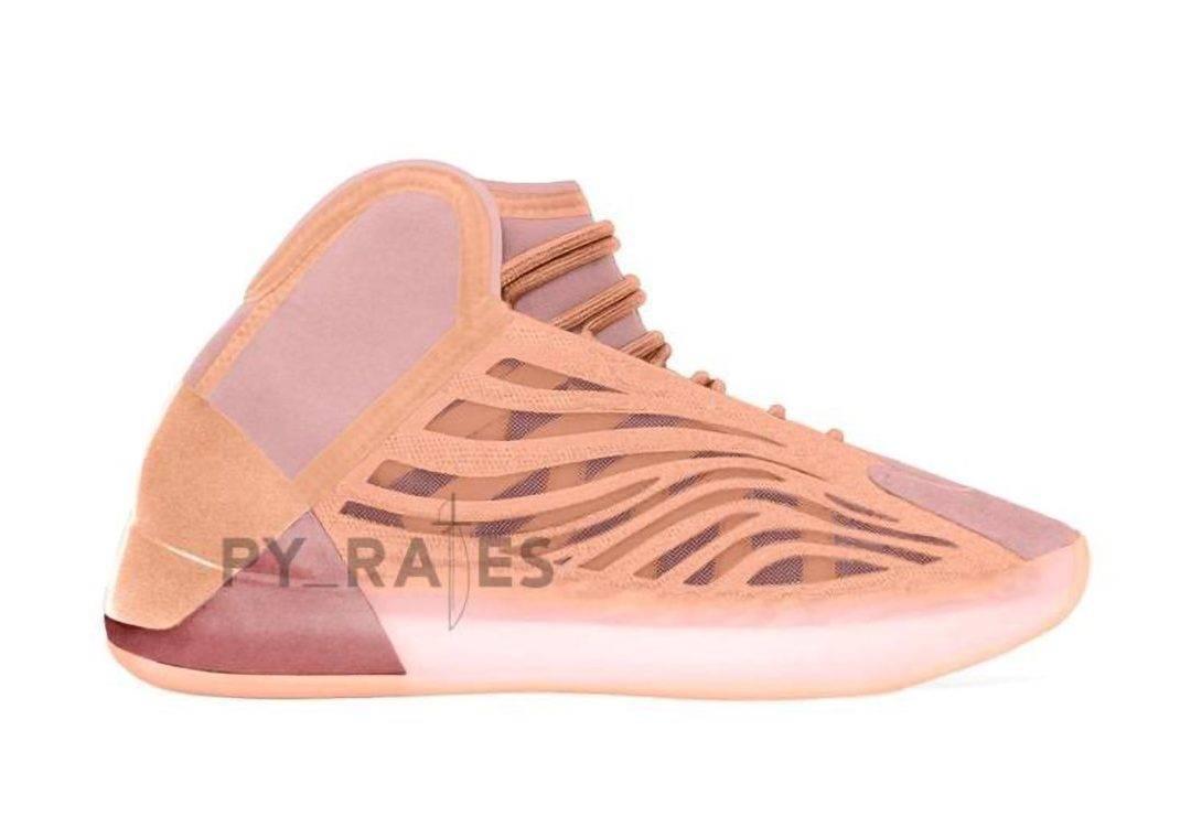 """Quantum, adidas Yeezy Quantum"""" Flash Orange"""""""