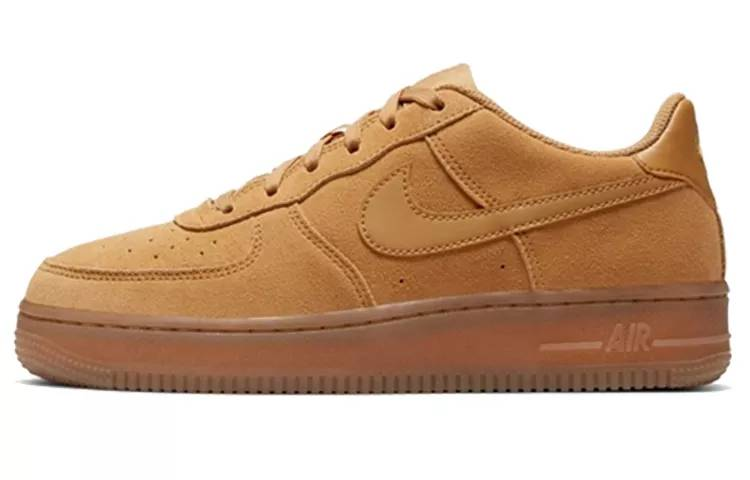 耐克 Nike Air force 1 (GS) 空军一号小麦 BQ5485-700-
