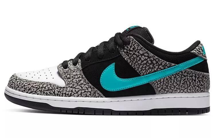 """耐克 Nike SB Dunk Low Pro """"Clear Jade"""" 大象 男女同款 BQ6817-009缩略图"""