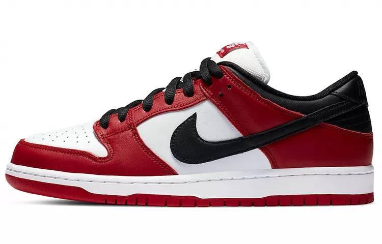 """耐克 Nike SB Dunk Low Pro """"Chicago""""芝加哥 男女同款 BQ6817-600缩略图"""