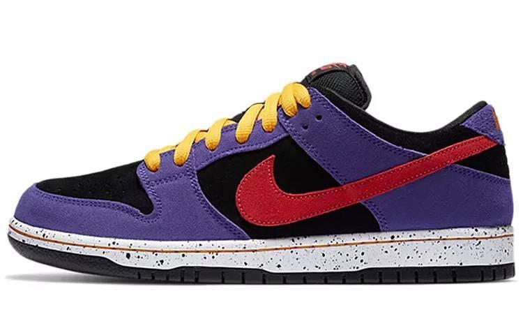 """耐克 Nike SB Dunk Low """"ACG"""" 蝎子莱莱 黑紫 BQ6817-008缩略图"""