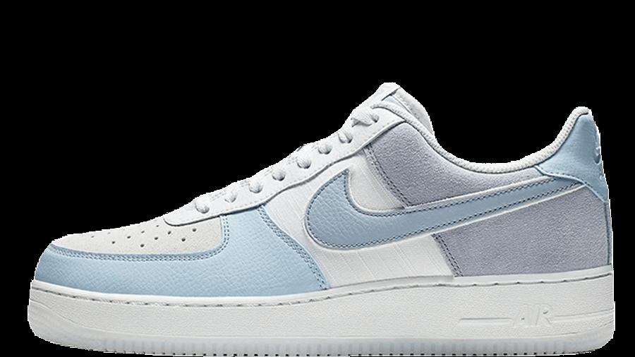 Triple White, Air Force 1