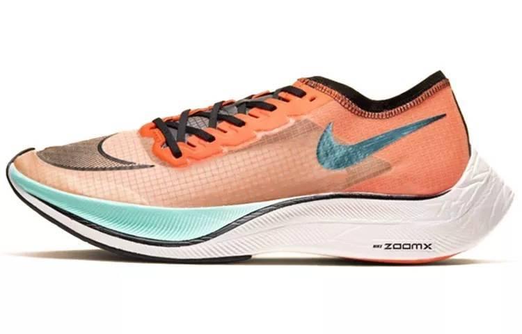 耐克 Nike Zoom X Vaporfly Next% Ekiden 青橙鸳鸯 男女同款 CD4553-300-