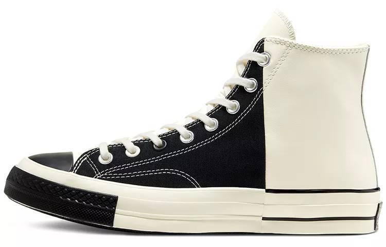 匡威 Converse Chuck Taylor All Star 1970s 白黑色 男女同款 168623C缩略图