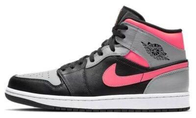 篮球鞋, 球鞋, AJ1, Air Jordan 1 Mid, Air Jordan 1
