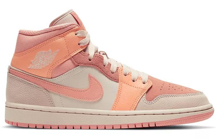 迈克尔·乔丹, 球鞋, AJ1, Air Jordan 1 Mid, Air Jordan 1