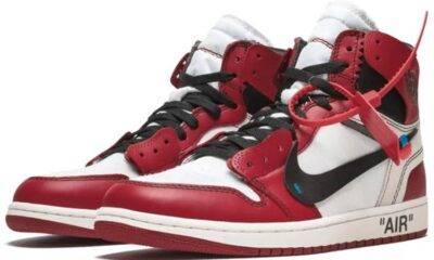 芝加哥, Off-White x Air Jordan, AJ1, Air Jordan 1 Retro, Air Jordan 1