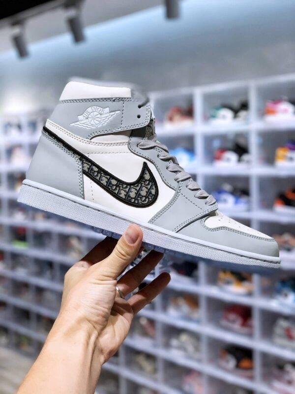 迪奥联名, 篮球鞋, 球鞋, 实战篮球鞋, Dior x Air Jordan 1 Low, AJ1, Air Jordan 1 Low, Air Jordan 1