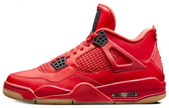 乔丹 Air Jordan 4 Retro Fire Red 火红 刮刮乐 AV3914-600缩略图