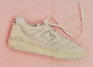 潮鞋, New Balance 550