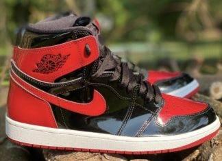 Bred Patent, Air Jordan 1 High OG, Air Jordan 1 High, Air Jordan 1, 555088-063