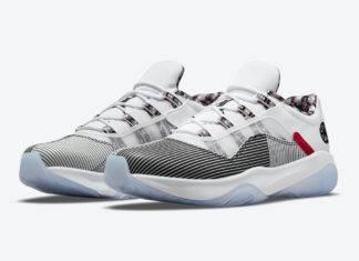 潮鞋, Quai 54, Air Jordan 11 CMFT Low, Air Jordan 11, Air Jordan 1