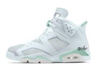 潮鞋, Air Jordan 6 WMNS