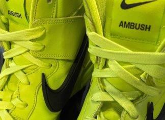 潮鞋, Nike Dunk High, Atomic Green