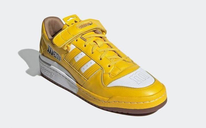 潮鞋, M&M's x adidas Forum Low, GZ1935, adidas Originals, adidas Forum Low