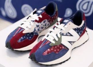潮鞋, New Balance 327