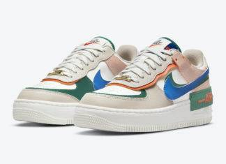 Nike Air Force 1 Shadow, Nike Air Force 1, First Use, Air Force 1