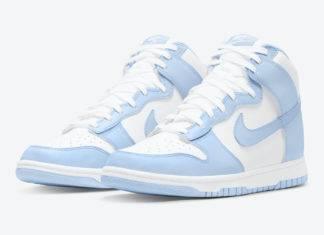 潮鞋, Nike Dunk High WMNS, Nike Dunk High
