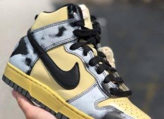 潮鞋, Nike Dunk High