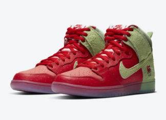 潮鞋, Nike SB Dunk High, CW7093-600