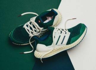 跑步鞋, adidas Ultra 4D 2.0, adidas Ultra 4D