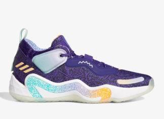 潮鞋, adidas DON Issue 3