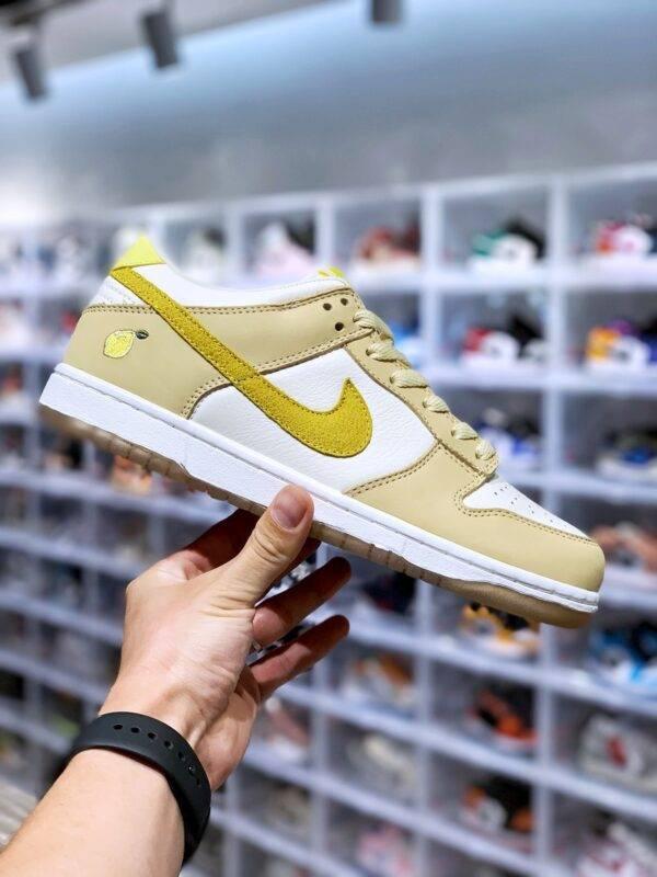 板鞋, 扣篮系列, Nike SB Dunk Low, Nike Dunk Low, Lemon Drop